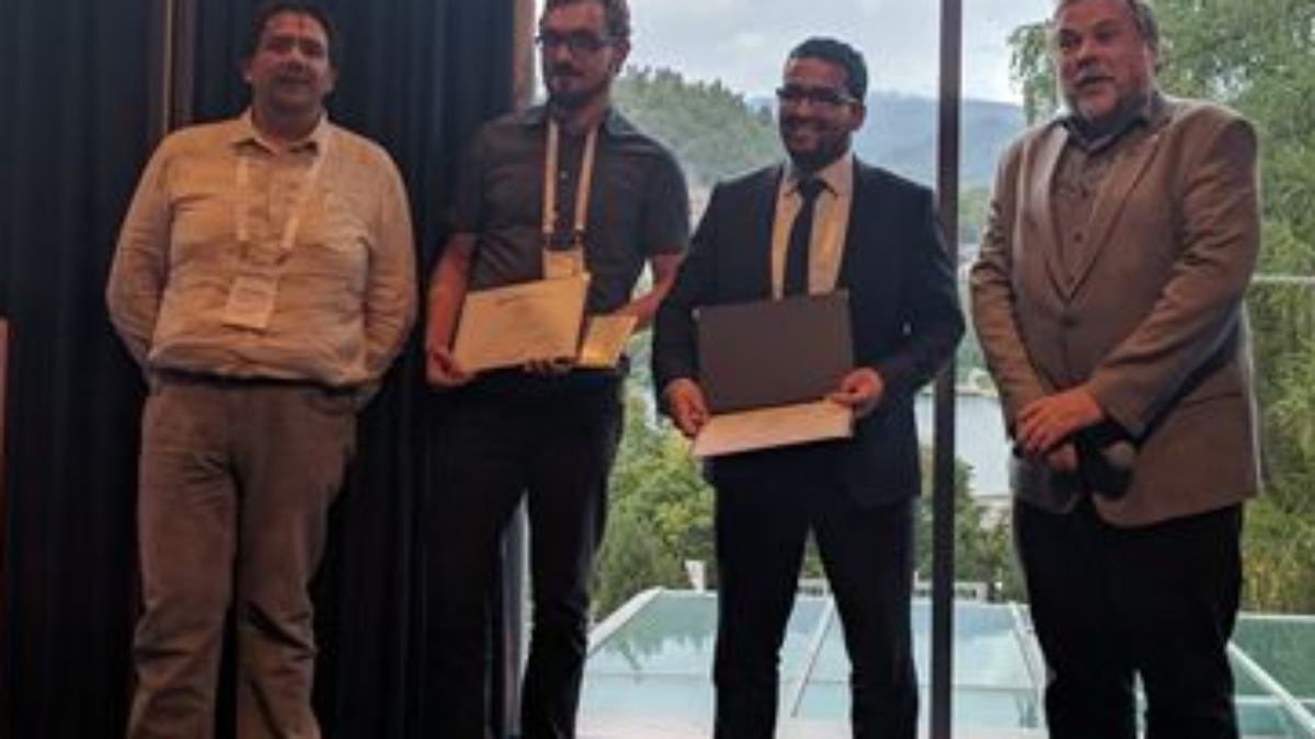 "Gewinner ""Best Poster Award"" NENE 2017 – Herr. W. Hilali  (c)"